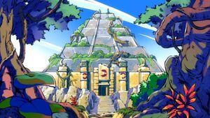 Templo de la isla