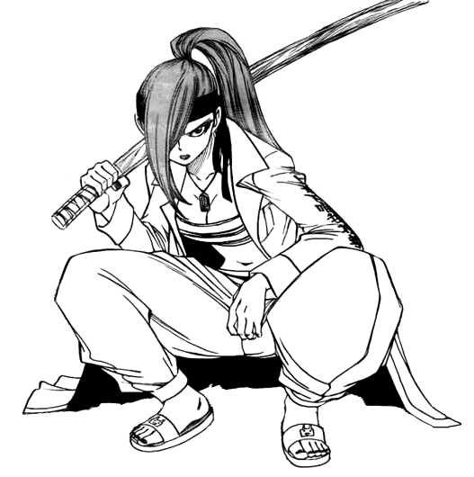 Image - Erza in yakuza's clothing.png | Fairy Tail Wiki ...