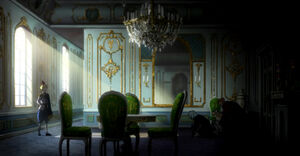 Royal Palace of Veronica's Interior Design