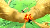 Sand Wall Anime