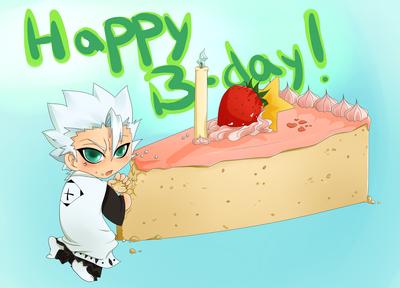 Toshiro Happy Birthday