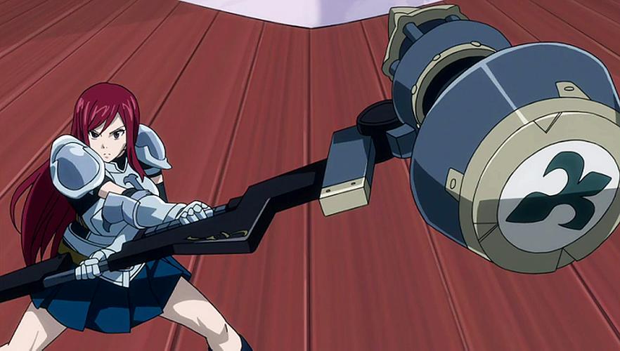Erza Scarlet Fairy Tail Wiki Fandom Powered By Wikia