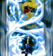 Water Nebula Anime