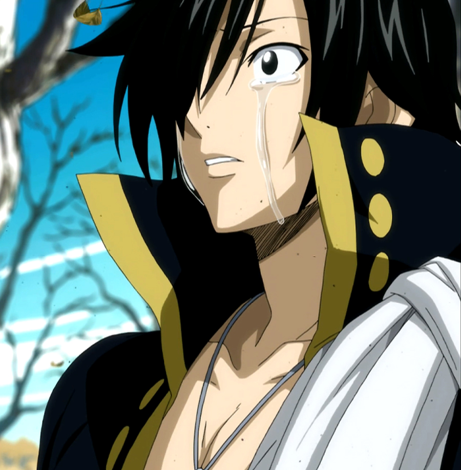 Image result for fairytail zeref