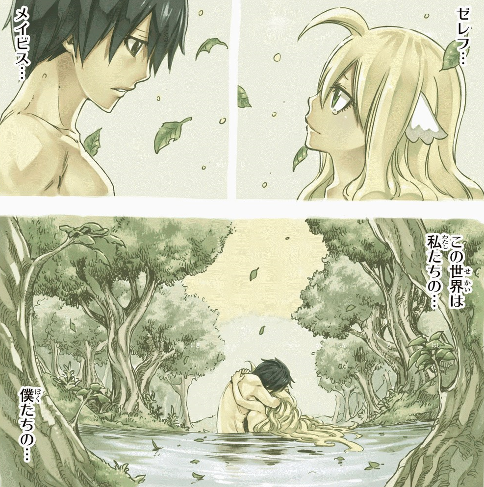 User Blog:Miskos3/Fairy Tail Chapters 532 & 533, Review