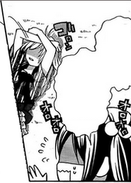Wendy intenta explicarse a Yoshino