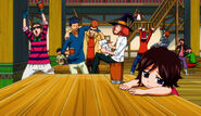 Cana Joins Fairy Tail