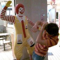 Ronald's Pimp Hand