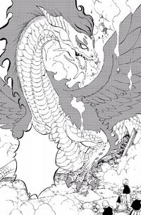 Irene Dragon Form