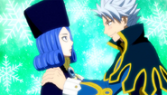 Lyon in love with Juvia