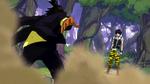 Midnight defeats Ren