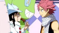 Natsu and Daphne