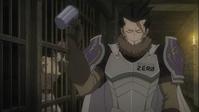 Silver se va sin responderle a Natsu
