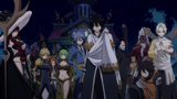 Zeref and the Twelve occupying the guild