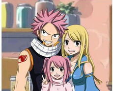 Dragneel family 3 by tensazangetsu101-d6eqqhh