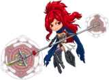 Erza Knightwalker is Chibi