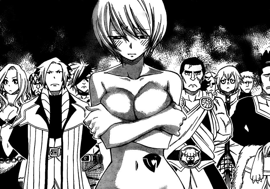 Fairy Tail Yukino Hot