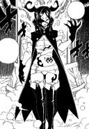 Minerva Demon Appearance