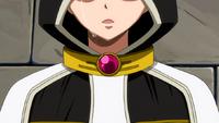 Future Lucy cries over Natsu's victory