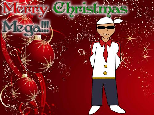 Merry Christmas Mega