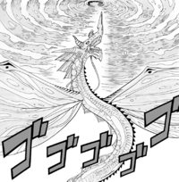Natsu jumps on Mercuphobia