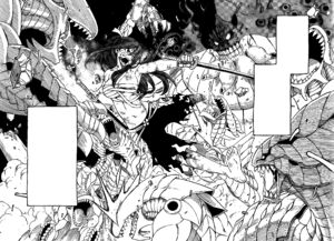 Titania and 100 Monsters