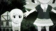 Sorano Protegiendo a Yukino