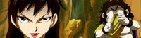 Ultear and Kain anime