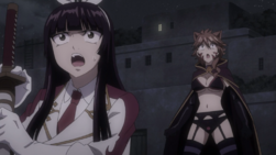 Kagura y Millianna Observan la Destrucción de Face