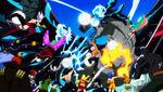 Fairy Tail attacks Acnologia