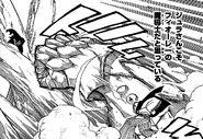 Giant Iron Rock Fist