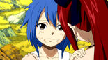 Levy tells Erza about the GH