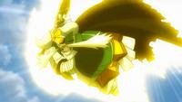 Celestial King summoned