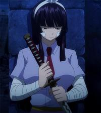 Kagura decide no atacar