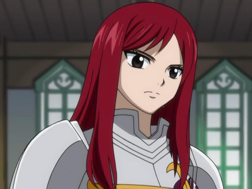 Картинки эльзы аниме из хвоста феи
