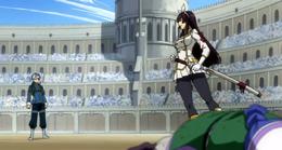 Kagura contra Lyon