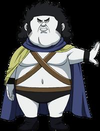 Kain Hikaru's appearance