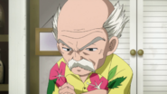 Makarov conerned about the Spirits
