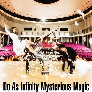 Mysterious Magic CD Cover