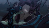 Acnologia and Igneel keep clashing