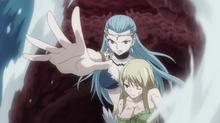 Aquario Protege a Lucy