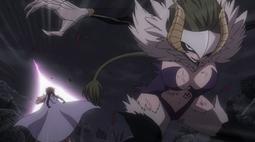 Kyouka Entra en su Forma Etherias