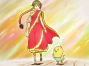 Eclair y Momon comienzan su viaje