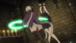 Kyouka Tortura a Erza