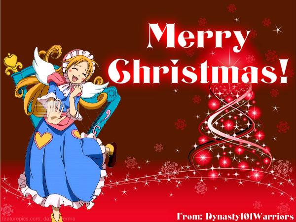 Merry Christmas (Girls)