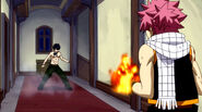 Natsu is getting serious