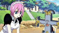 Virgo making pitfalls in Fairy Academy
