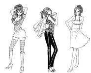 Erza clothes