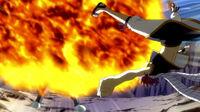Natsu Attack Yuka