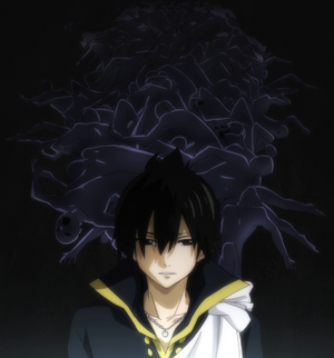 Zeref's sacrifices